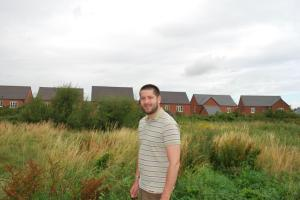 All this used to be useable allotments, could local young people bring it back for the community?